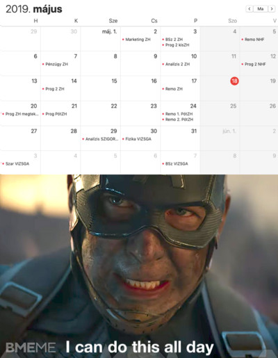 We are in the endgame now